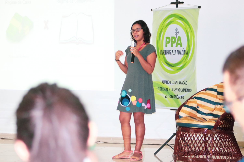 Fernanda Dativo no PPA
